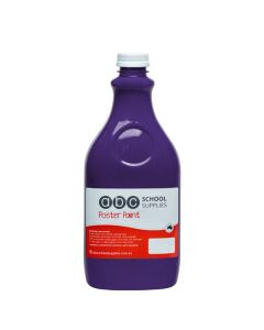 ABC  Poster Paint 2L Purple