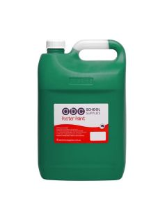 ABC  Poster Paint 5L Green