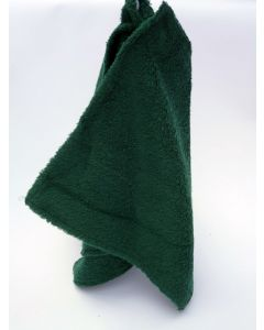 Face Washers Pack of 12 - Green