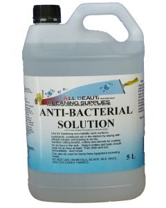 Anti Bacterial Solution 5L