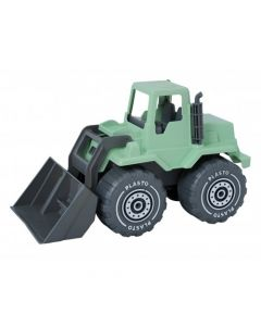 "Plasto ""I AM GREEN"" Front loader 30 cm"