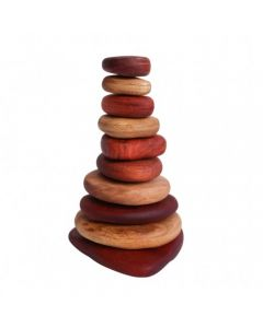 in-wood Stacking Stones 10 pcs