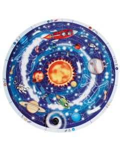 XXL Learning Puzzle Planets