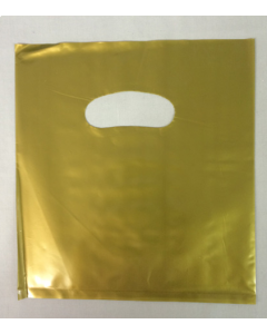 Bag Boutique Baby Gold 230x210mm Pk100