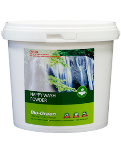 Bio-Green Nappy Wash Powder 5kg