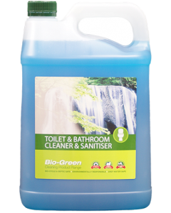 Bio-Green Toilet & Bathroom Cleaner 5Ltr