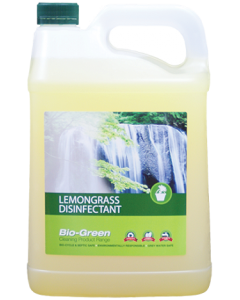 Bio-Green Disinfectant Lemongrass & Thyme 5Ltr