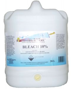 Bleach Concentrate 10% - 20L