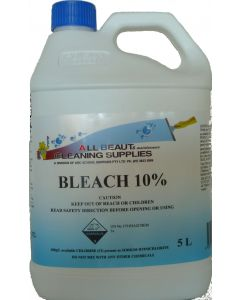 Bleach Concentrate 10% 5L