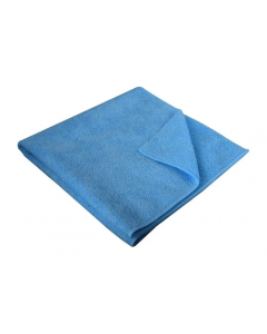 Microfibre Cloth Blue Pk10