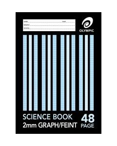 Book Science 48 page