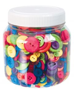 Buttons Bucket of approx 600g