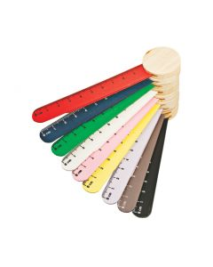 Bookmarks with Ruler Pk20