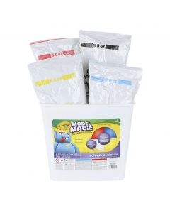 Crayola 907g Re-sealable Model Magic® Bucket - Primary Colours