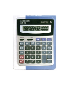 Calculator Sovereing 12 Digit Med