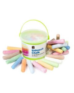 Chalk Sidewalk EC Thick Stick Container 24