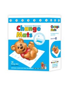 Change Mat Disposable Pack of 10