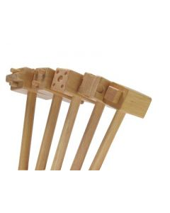Clay Hammers Assorted Pk5