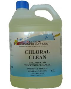 Cleaner - Chloral-Clean 5L