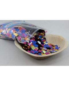 Confetti Assorted Metallic 250gm