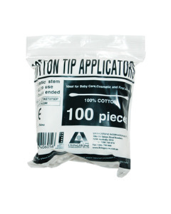 Cotton Buds 75mm Double Tipped Pk100