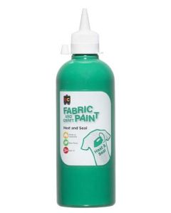 Fabric Paint 500ml Green