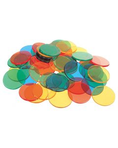 Mosaic Tiles Round Pack of 150
