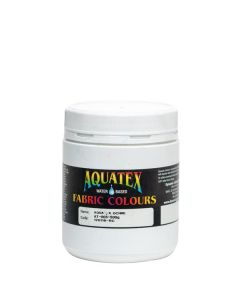 Aquatex Fabric Paint  Ochre