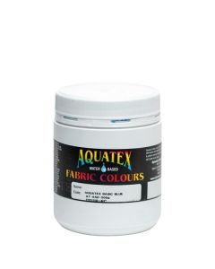 Aquatex Fabric Paint  Basic Blue