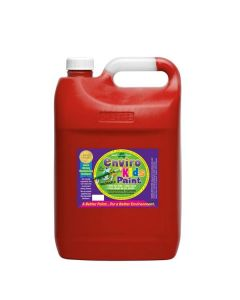 Enviro Paint 5L Red Outback