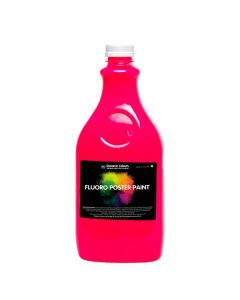 Fluoro Paint 2L Red
