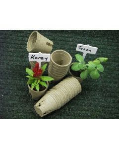 Eco Pots Biodegradable Pack of 30