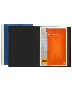 Display Book A4 Clearview 36 Page Non Refillable