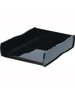 Document Tray Black Each
