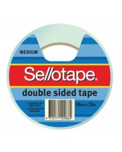 Double Sided Tape 18mmx33m