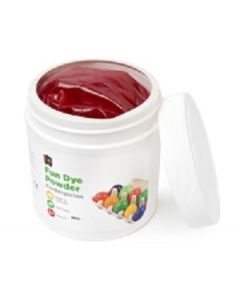 Craft Dye Powder Red 500gm