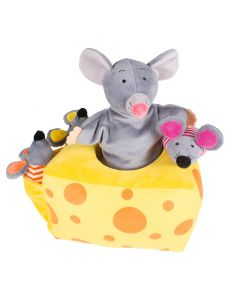 Hand Puppet Mila Mouse and Friends