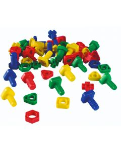 Nuts & Bolts Set of 64