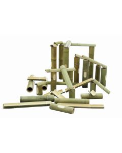 Mini Bamboo Channels 40 Pieces
