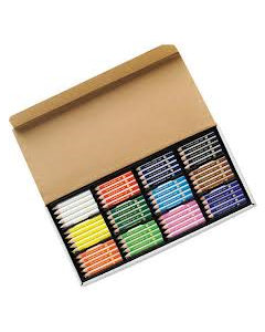 EC Pencil Stubby Colouring Classpack120