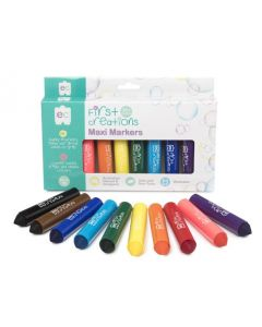 Maxi Markers Pack of 10
