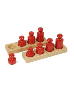 Plastic Weights 8pc