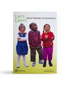 Let's Learn about Feelings and Emotions Big Book