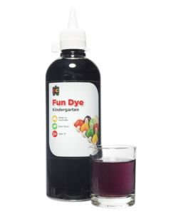 Dye Kindy Food 500ml Black