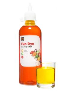 Dye Kindy Food 500ml Yellow
