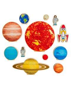 Travelling in Space 12pc Set