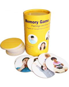 Feelings and Emotions Matching Pairs Game 56pc Set