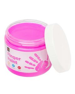 Finger Paint 250ml Pink