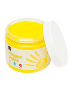 Finger Paint 250ml Yellow