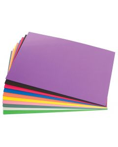 Foam Sheets Large A3 Assorted Pk20